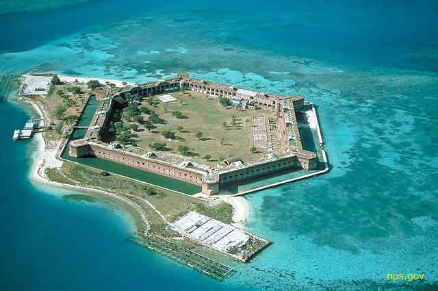 Free National Park Days - Dry Tortugas National Park