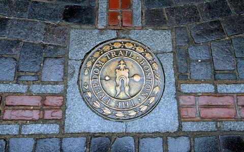 Family Vacations - Freedom Trail Boston Massachusetts