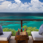 Necker Island Great House View