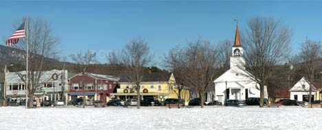 North Conway Village New Hampshire