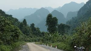 Sightseeing Along The Ho Chi Minh Trail