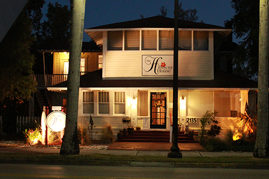 Hibiscus House Bed and Breakfast Fort Myers Florida