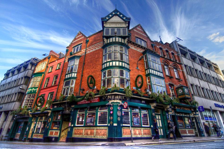 O'Neills Pub Dublin Ireland