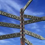 Destination Sign Post