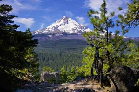 Mountain Biking Oregon