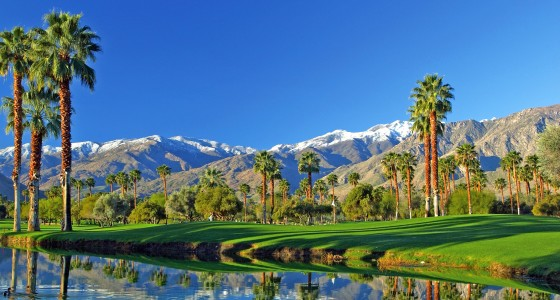 Palm Springs California
