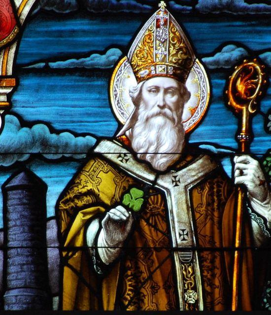 St. Patrick Window