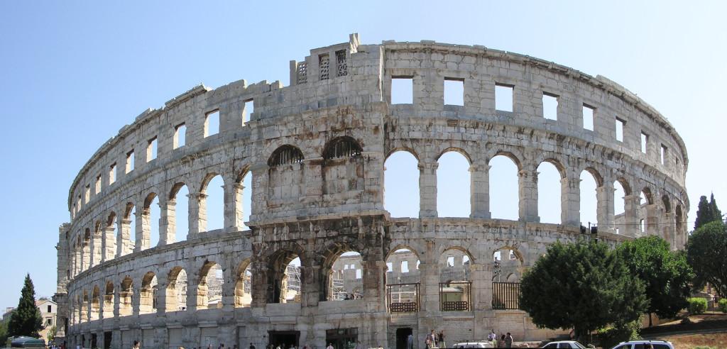 Croatia Roman Arena
