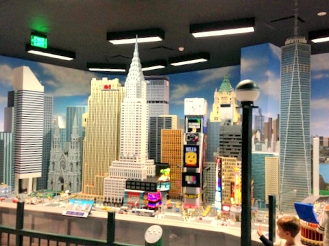 Legoland Discovery Center New York Trip Report | Wicked Good ...