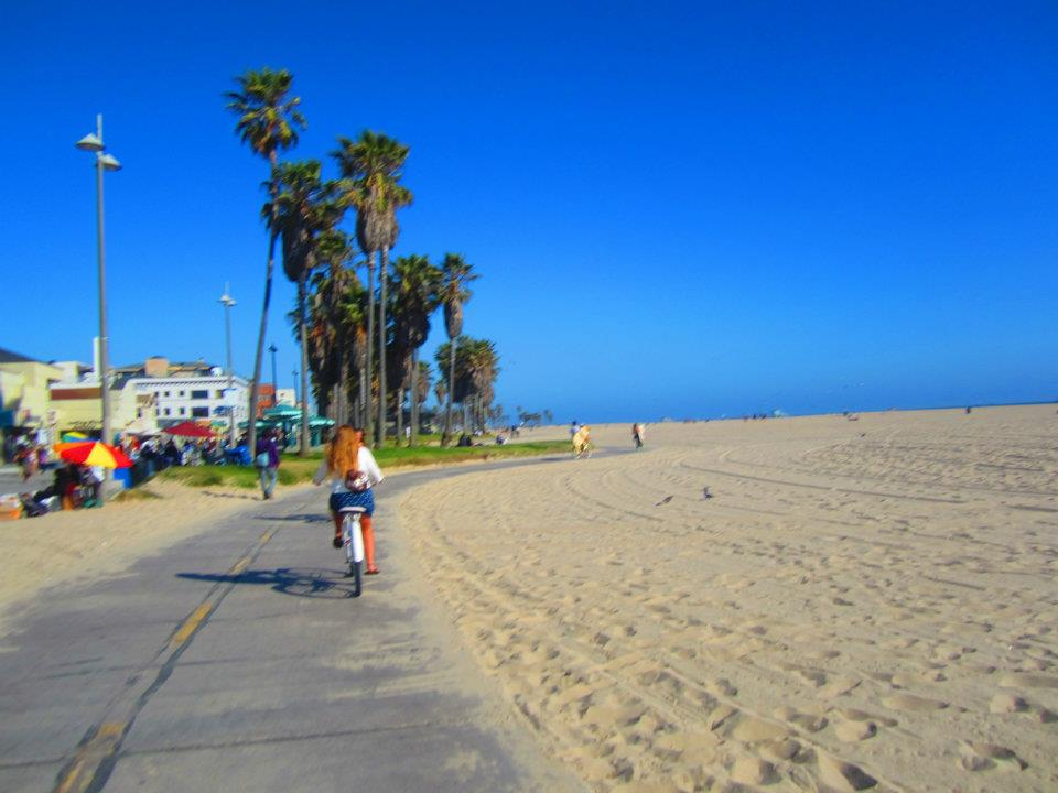Venice Beach Pacific Coast Highway