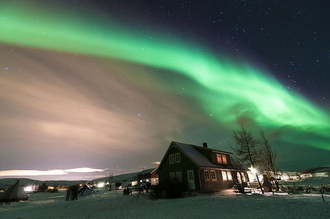 Norway Northern Lights by Alessandro Pisani