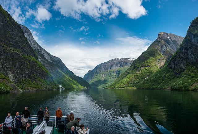 Fjords of Norway by Howard Ingnatius