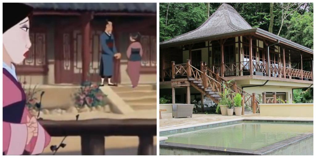 10c - Mulan - Mulan's home