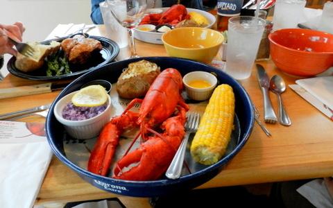 The Wharf Restaurant Lubec Maine