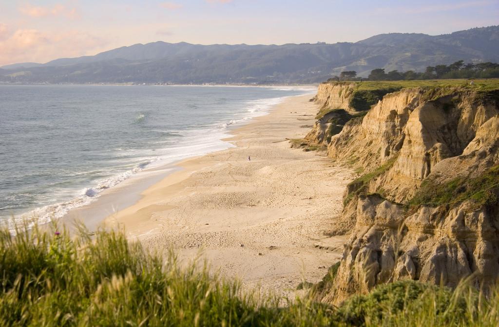 Montarra Beach, Half Moon Bay, California