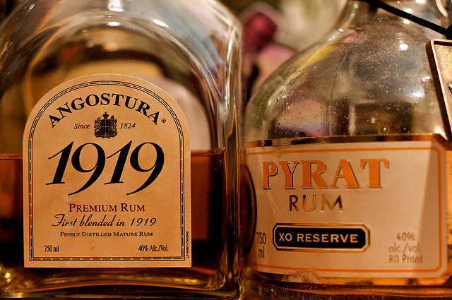 Angostura Rum Trinadad