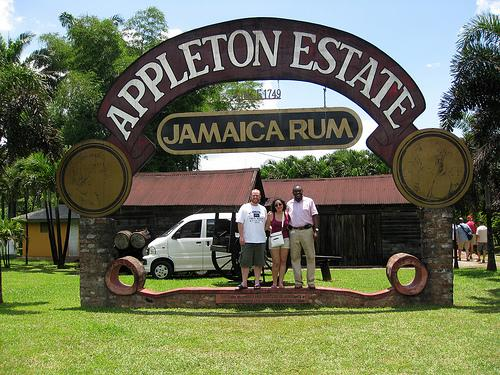 Appleton Estate Rum Jamaica
