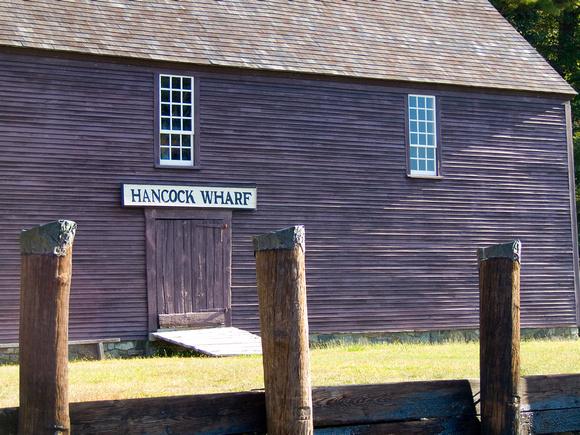 Hancock Warehouse York Maine