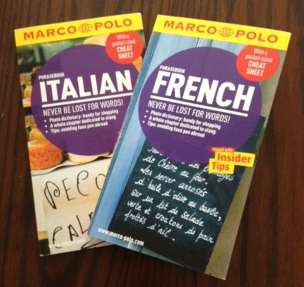 Marco Polo Translation Guides