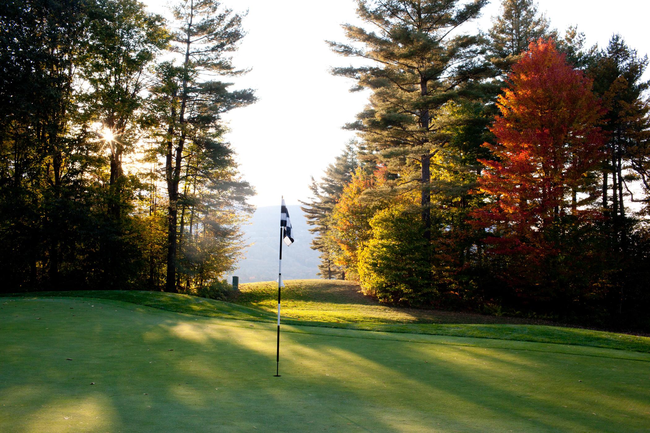 Okemo Mountain Golf Course