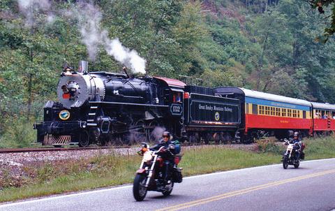 Great Soky Mountain Railroad