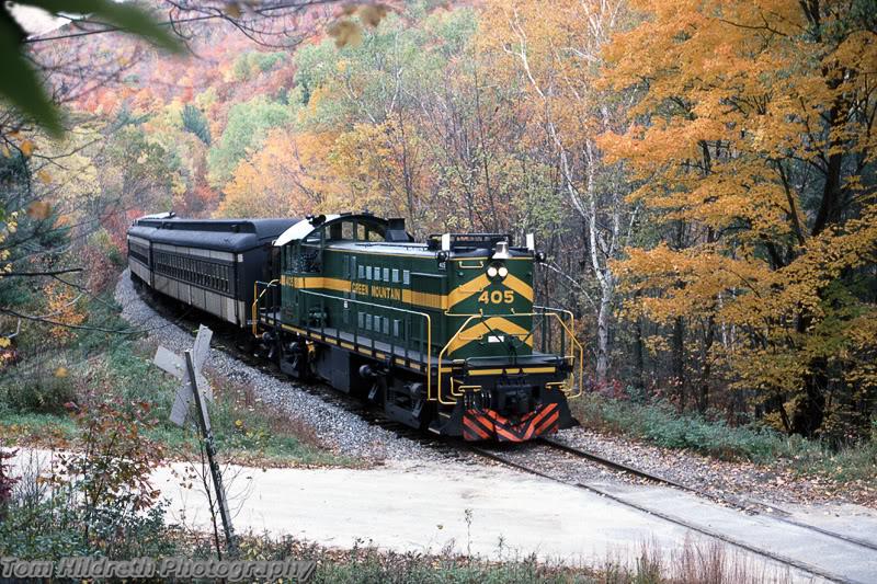 Green Mountain Flyer Vermont