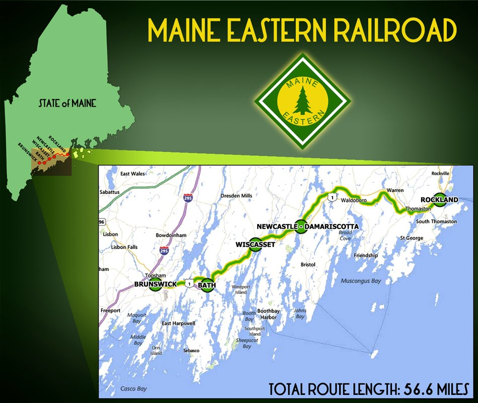 Maine Eastern Railway