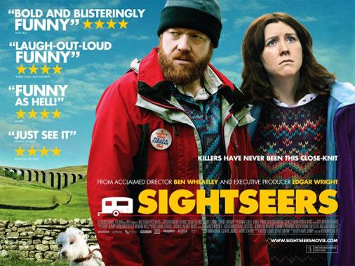 Sightseers Movie Poster