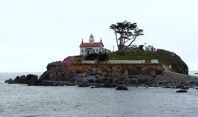 Battery Point Lighthouse CA