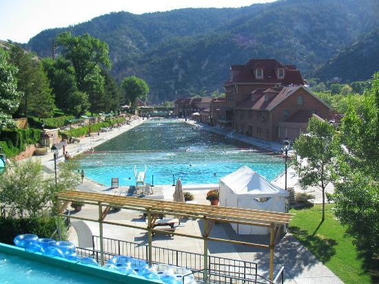 Glenwood Hot Springs, CO