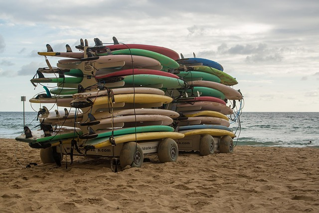 Manly Beach Surfboards