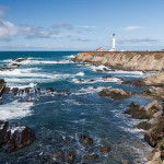 Crashing Waves and Expansive Views – Dramatic California Lighthouse Road Trip