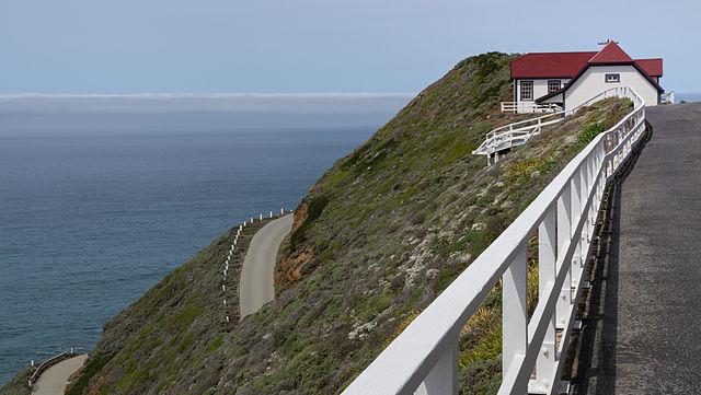Point Sur Lighthouse, Big Sur California