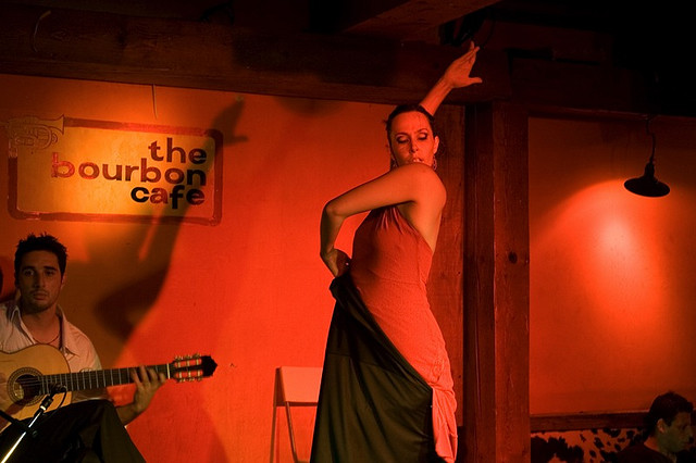 Flamenco in Madrid Spain