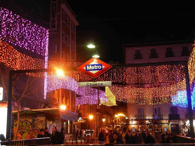 Chueeca Madrid