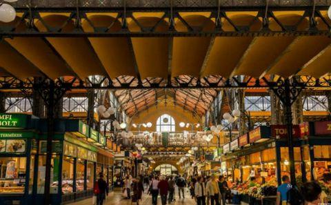 Budapest Covered Marketplace