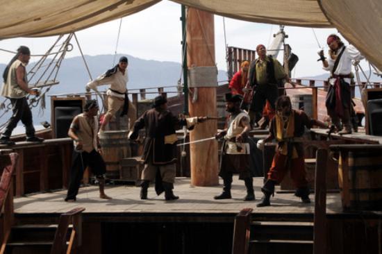 Puerto Vallarta Pirate Tour