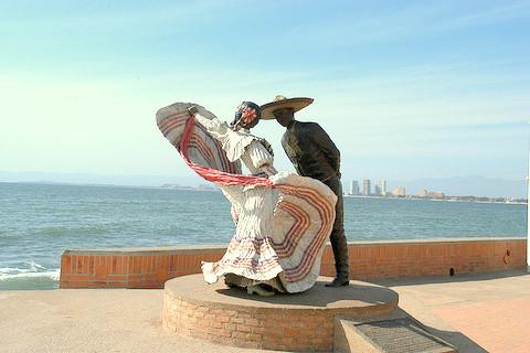Puerto Vallarta Sculpture