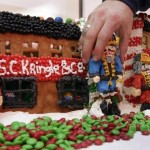 See The World's Largest Gingerbread Village in New York City This Holiday Season