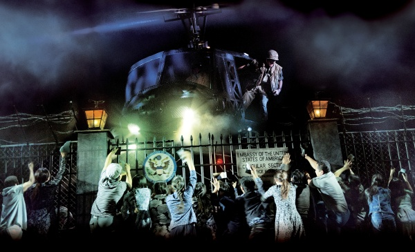 Miss Saigon at London Theatre
