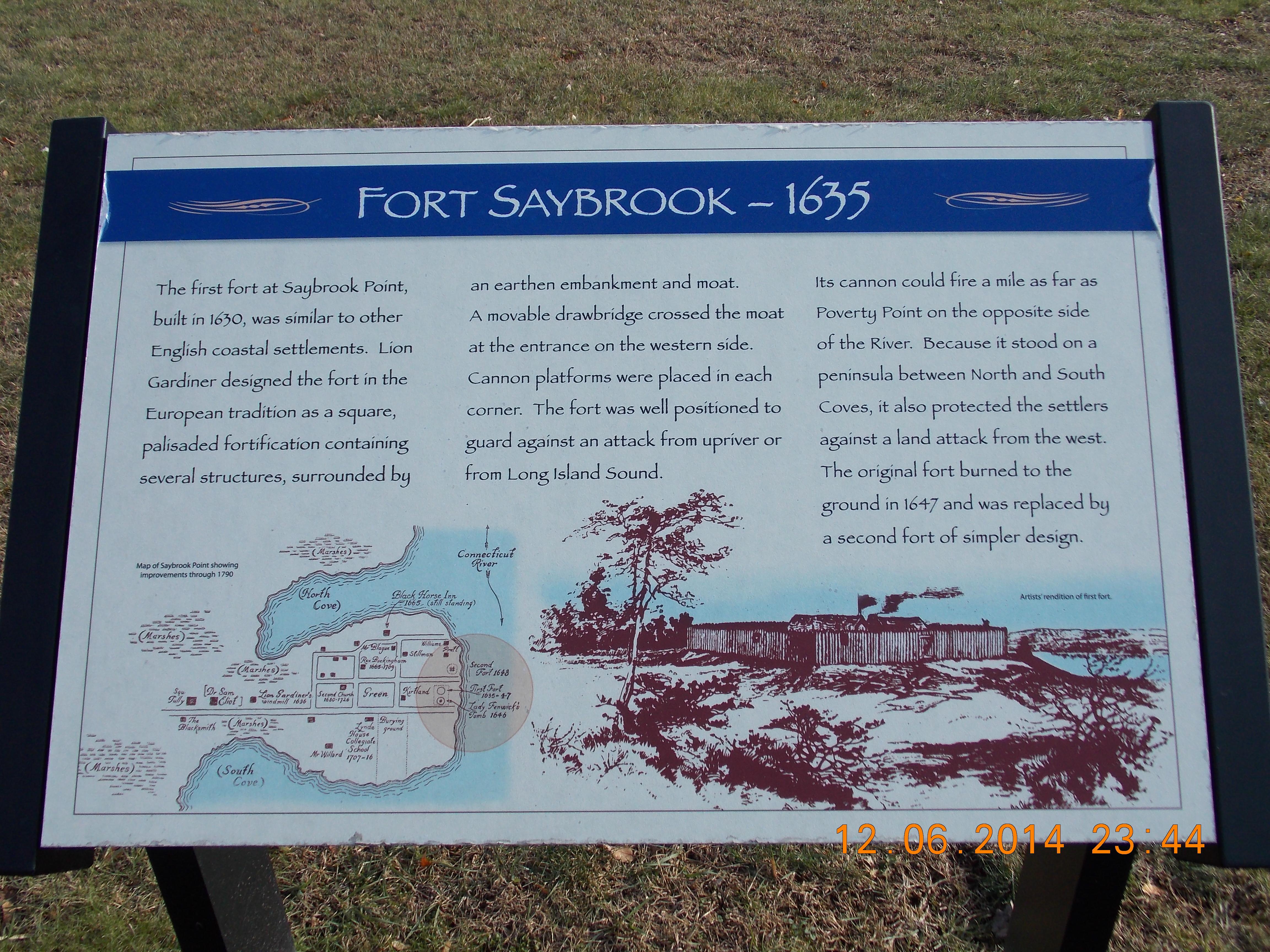Fort Saybrook