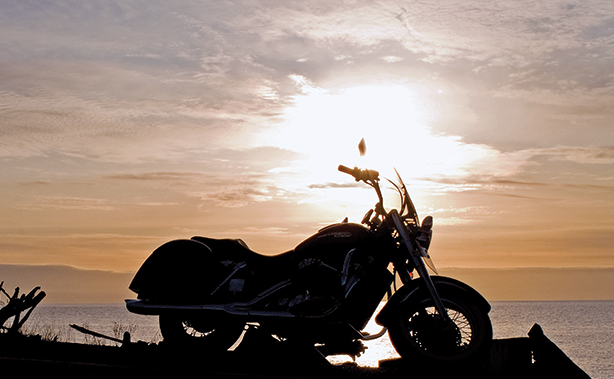 Motorcycle Rides in Northwest USA
