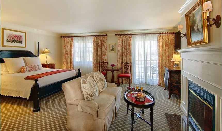 Saybrook Point Inn Guest Room