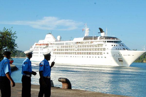 Cruise Ship Police