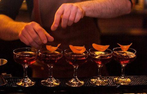DW Alexander Bartender Toronto