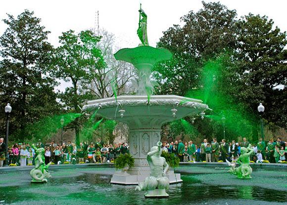 Savannah St. Patrick's Day Celebration