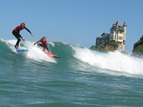 Biarritz Surfing Beaches