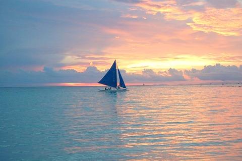 Boracay Island Sailing