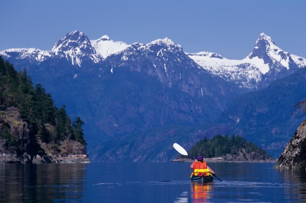 Desolation Sound British Columbia