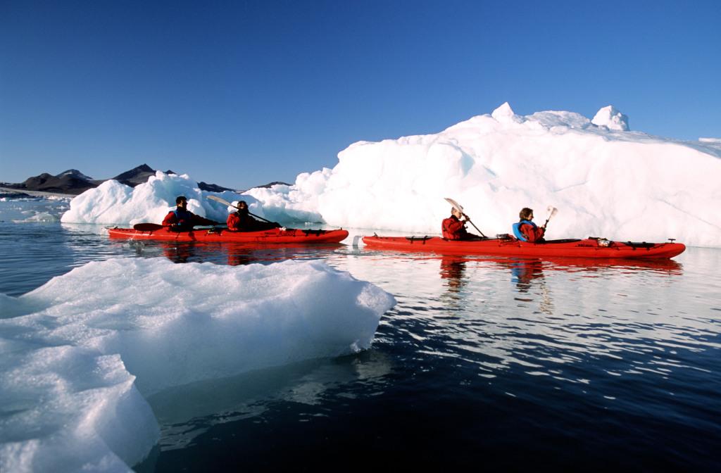 Svalbard Norway Surfing